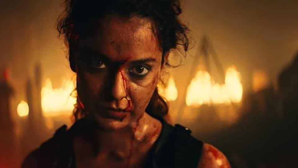 Kangana's Dhaakad Full Movie in HD Leaked by Tamilrockers